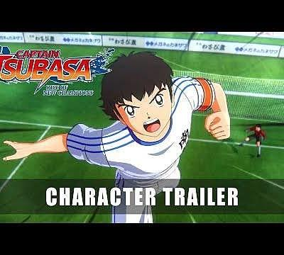 Meet Your Teammates in Captain Tsubasa: Rise of New Champions Character Trailer