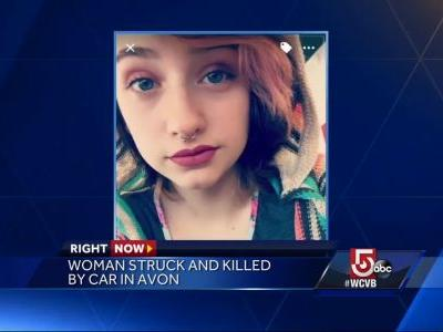 Girl struck, killed after slipping while crossing street