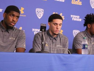 Trump tells UCLA basketball players detained by China to now go thank Xi Jinping