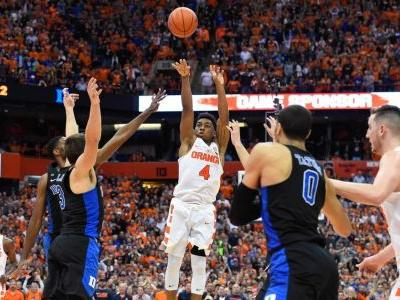 What's the best buzzer-beater in Syracuse men's basketball history?