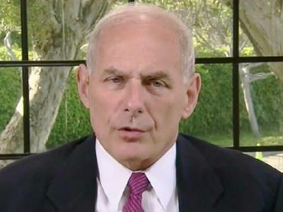 John Kelly Reportedly Opposed David Clarke Getting Position in White House