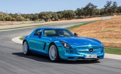 Ohm My God! Mercedes-Benz Plans Electric AMG Models