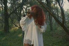SZA Strips Down 'Go Gina' for Soulful Performance in the Woods