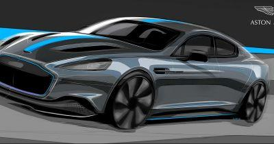 It's Official: An All-Electric Aston Martin Is Going Into Production