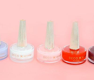 This Instagrammable Nail Polish Will Transport You Straight into Summer Vibes
