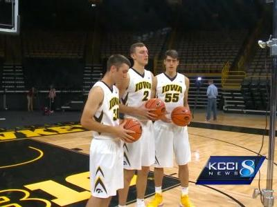 Iowa cruises to 92-58 win over Alabama State