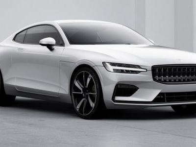Polestar 1 Officially Revealed As A 600HP Hybrid Coupe With 93 Miles Of EV Range