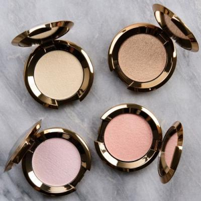 Becca Macaron Collection Shimmering Skin Perfector Pressed Mini Set Review & Swatches