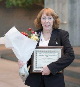 UC Davis Biomedical Engineering Emeritus Dr. Katherine Ferrara Receives Inaugural Leadership Award from WMIS WIMIN Group