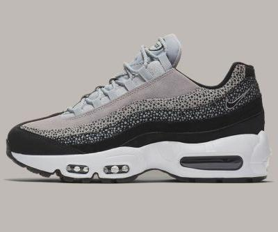 Nike's Air Max 95 Is Set to Drop In a Cool Gray Colorway