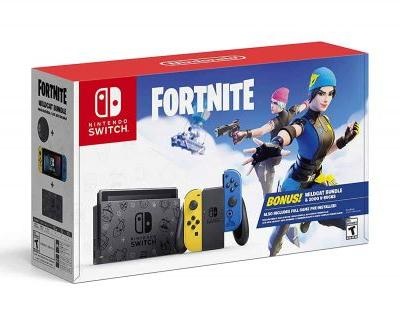The Nintendo Switch Fortnite Wildcat Bundle Is Still In Stock! - Cyber Monday Deals 2020