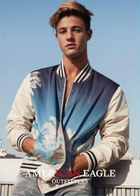 Cameron Dallas, Jacob Whitesides + More Star in American Eagle's Spring '17 Campaign