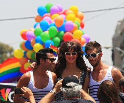 Witness one of the biggest pride celebrations in the world - Tel Aviv Pride Parade 2019