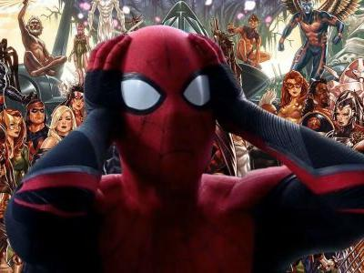 The Only Way Marvel Can Distract From Spider-Man Is To Announce X-Men