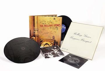 Album & Book Reviews: The Rolling Stones - Beggars Banquet , Plus Music by the Animals, Paul Oscher, & Shawn Mullins, & a Book about Dylan-related Dreams