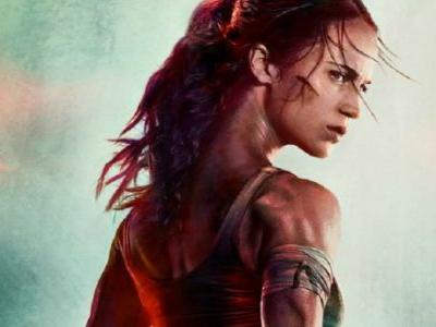 Watch The First Trailer For The 2018 Tomb Raider Movie Right Here