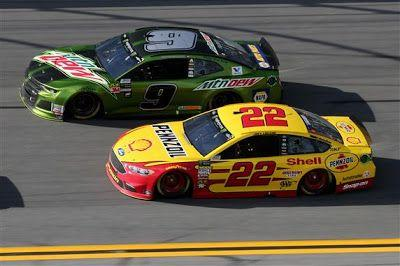 Joey Logano feeling confident about his Penske Ford at Daytona