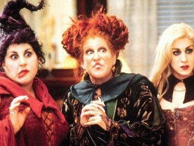 'Hocus Pocus' is Getting a TV Movie Remake - Without The Original Cast