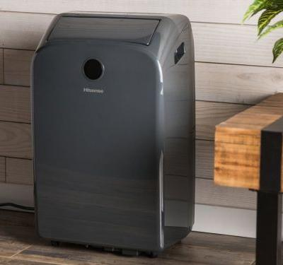 This portable air conditioner is surprisingly versatile and very quiet - and I love that it's compatible with Amazon Alexa