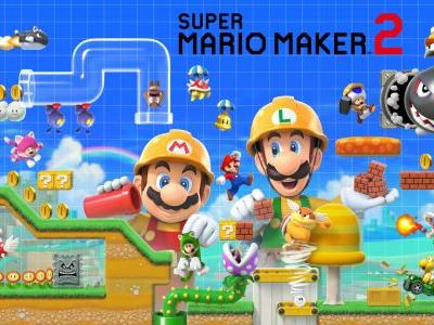 Super Mario Maker 2 Will Have Limited Editions With Stylus, 1 Year of Switch Online, and More