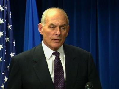White House Chief of Staff John Kelly will leave role by end of year, Trump says