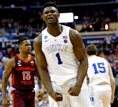 Where's Zion? Not in Chicago for NBA draft combine workouts