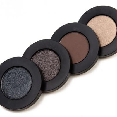 Melt Cosmetics Gun Metal Dark Matter Eyeshadow Stack Review, Photos, Swatches
