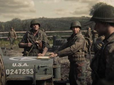 Call of Duty WW2 pre-load live on Xbox One - file size won't break your system