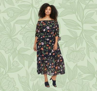 32 Chic Plus-Size Dresses To Wear To A Summer Wedding