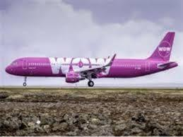 WOW air's maiden flight takes off from New Delhi