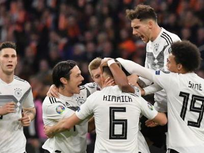 Germany's new generation impresses, takes first meaningful steps in program's rebuild