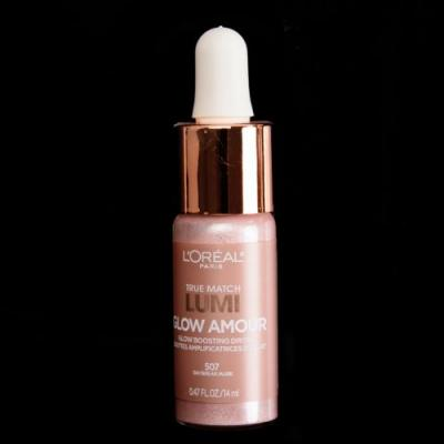 L'Oreal Daybreak True Match Lumi Glow Amour Glow Boosting Drops Review, Photos, Swatches