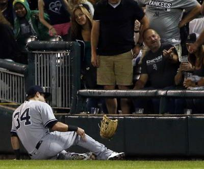Ex-Yankee sues White Sox over season-ending injury