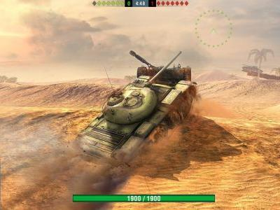 Contest: Win a World of Tanks Blitz prize pack to celebrate its release on Nintendo Switch