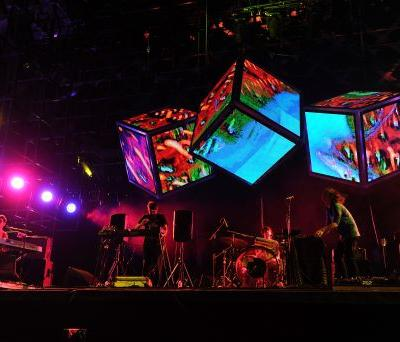 "Watch Animal Collective Play ""Site-Specific Music"" In New Orleans"