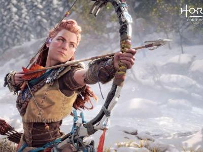 Horizon Zero Dawn Is Already On Steam's Top Seller List
