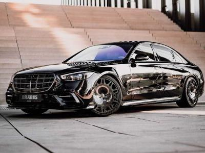 Brabus 500 Takes New Mercedes S-Class Up A Notch In Presence and Performance