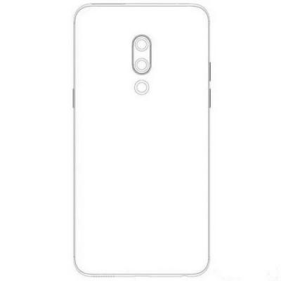 New Meizu 15 Plus Sketches Leak Showing Extra Thin Bezels