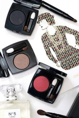 A Look at a Few Pieces From the Chanel Ombre Premiere Eyes Collection