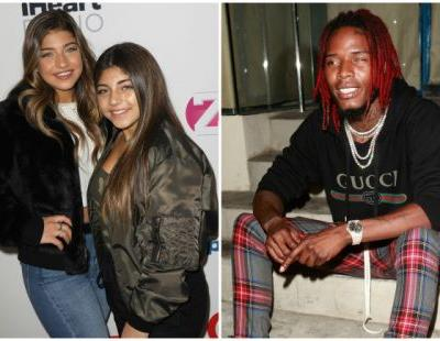 """SQUAD! Fetty Wap Pulls Up At Listening Party For """"Real Housewives Of NJ"""" Tween Milania Giudice"""