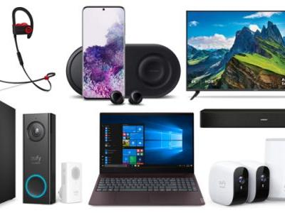 ET Deals: Samsung Galaxy S20 Out Tomorrow, Lenovo IdeaPad S340 Only $320, 50-Inch Vizio 4K TV + $100 Dell Gift Card Just $290