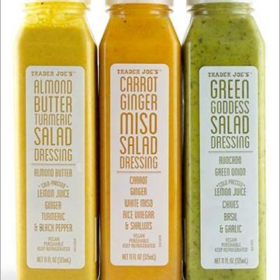 Three packaged salad dressings that are worth a try