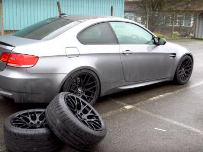 Is It A Terrible Idea To Run Semi-Slick Day Tyres All Year Round?