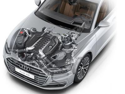 The Current A8 Will Be The Last Audi With A W12