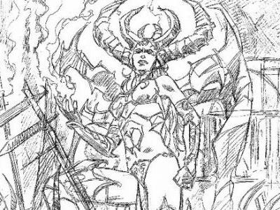 Blizzard and Titan Comics Announce Diablo Comic Book Series