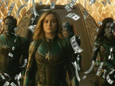 Captain Marvel Scores Second-Biggest March Thursday Night Box Office