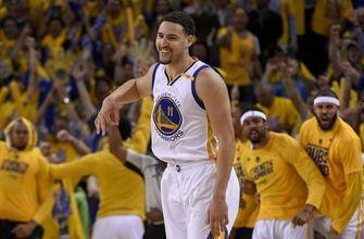 Golden State Warriors: Will Klay Thompson avoid becoming Harrison Barnes in the Finals?