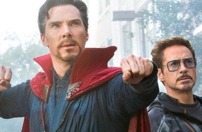 Benedict Cumberbatch Broke a Big Marvel Rule on Infinity War