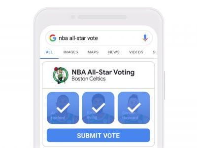 Google 'presenting' 2019 NBA All-Star Voting, now exclusive to official app/site, Search, & Assistant