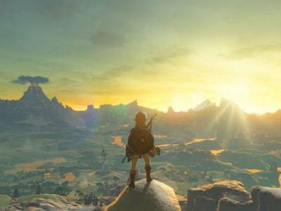 Zelda: Breath of the Wild nabs Ultimate Game of the Year at 2017 Golden Joystick Awards